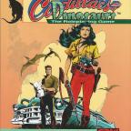 Cadillacs & Dinosaurs: The Roleplaying Game by Frank Chadwick (1990)