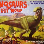 Dinosaurs of the Lost World by Avalon Hill (1987)
