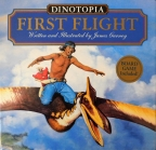 Dinotopia: First Flight by James Gurney (1999)