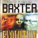 Evolution by Stephen Baxter (2003)
