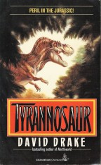 Tyrannosaur by David Drake (1993)