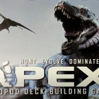 Apex Theropod Deck-Building Game by Die-Hard Games (2015 onward)