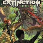 Edge of Extinction: The Ark Plan by Laura Martin (2016)