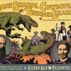 Bone Sharps, Cowboys, and Thunder Lizards by Jim Ottaviani & Big Time Attic (2005)