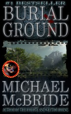 Burial Ground by Michael McBride (2013)