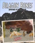 Dragon Bones: Adventures in the Gobi Desert by Richard A. Johnson (2005)