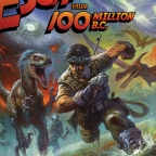 Escape from 100 Million B.C. by IDW Games (2017)