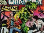 Gunning for dinosaur