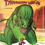 Tyrannosaurus Wrecks by Glen Frank (1985)