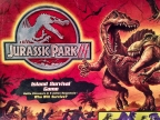 Jurassic Park III: Island Survival Game by Milton Bradley (2001)