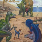 Paleo: Tales of the Late Cretaceous by Jim Lawson (2003)
