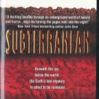 Subterranean by James Rollins (1999)